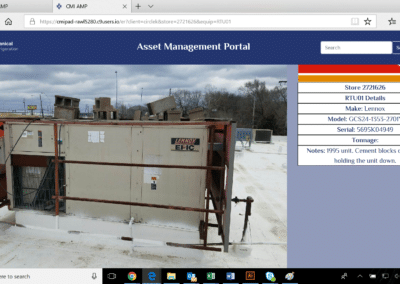 RTU Info - Facility Manager Portal