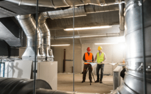 Commercial HVAC Project Management