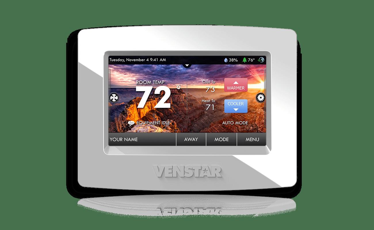 venstar commercial thermostat - CMI Mechanical