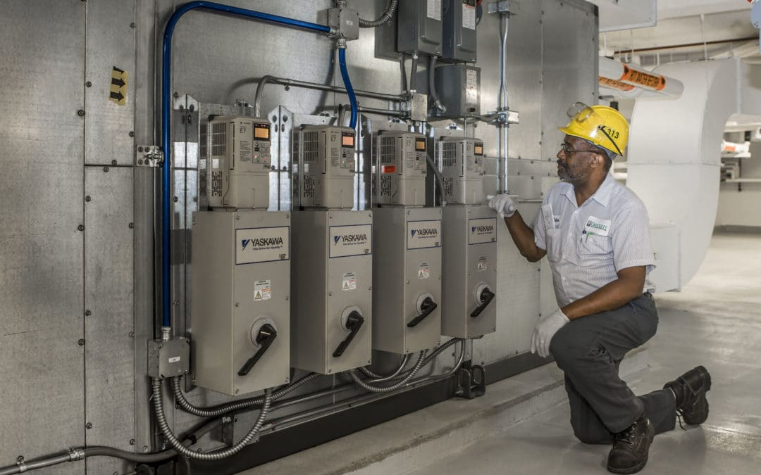 The Benefits of Using A VFD System For Your Commercial HVAC Units