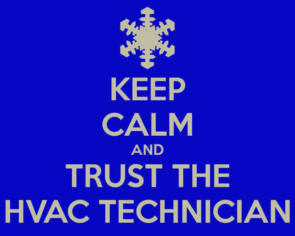 Keep Calm And Trust CMI Mechanical