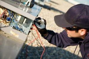 HVAC Unit Inspection - CMI Mechanical