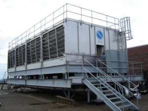 Cooling tower Installed by CMI Mechanical