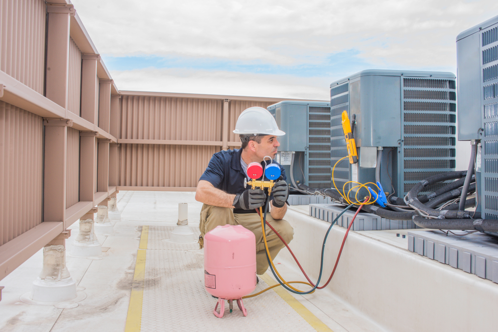 How To Use A 90-day Commercial HVAC Contractor Pilot Program For Your Location