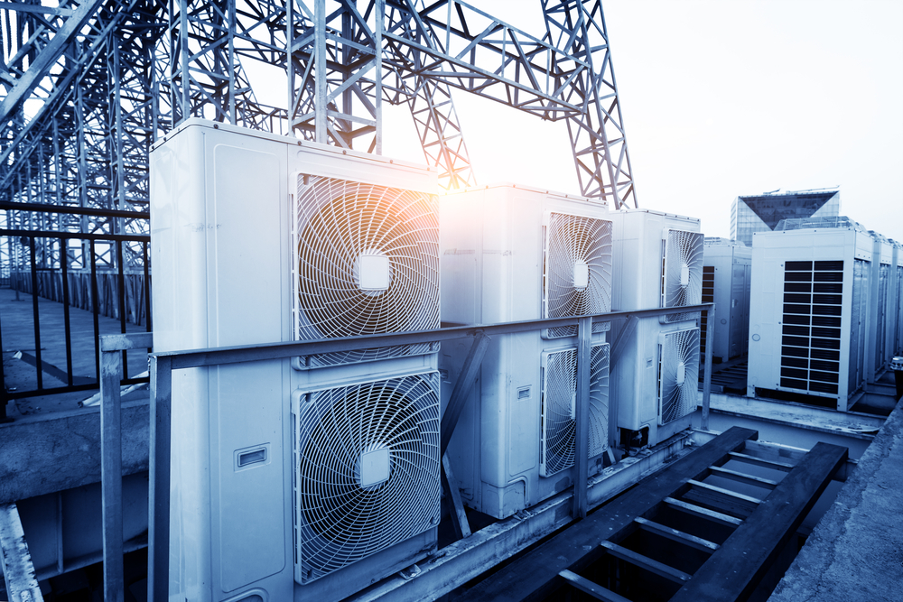HVAC Units - Industrial - CMI Mechanical