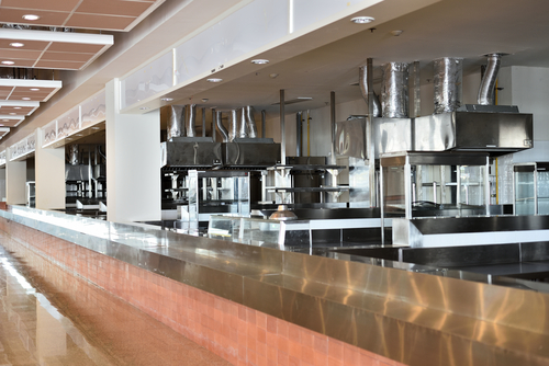 Restaurant - Exhaust Hood - CMI Mechanical